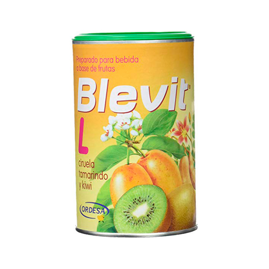 Blevit l frutas laxante