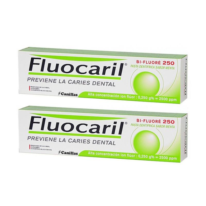 Fluocaril bi-fluore pack 2x125ml