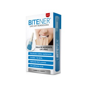 Bitener lápiz anti mordeduras de uñas