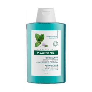 Klorane champú detox anticontaminación 200ml